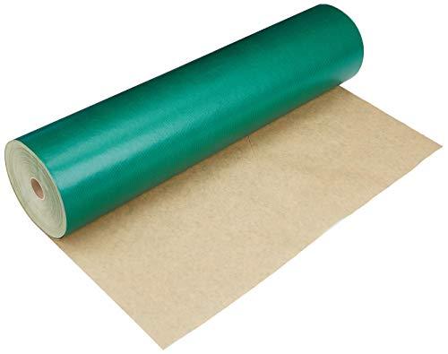 Clairefontaine 507274C Rolle Geschenkpapier (250 x 0,7 m, spezielle Breite, Kraftpapier, strapazierfähig) 1 Stück grün