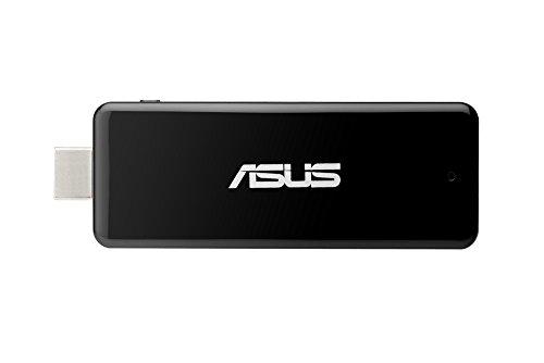 Asus Intel Atom (Asus QM1-C006 Compute Stick Mini Desktop-PC (Intel Atom x5-Z8300, 2GB RAM, 32GB HDD, Win 10) schwarz)