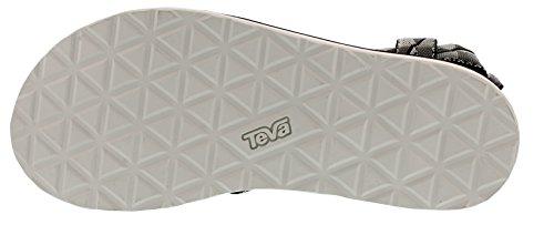 Teva Original Sandal W's Damen Sport- & Outdoor Sandalen Schwarz (Pyramid Wild Dove 788)