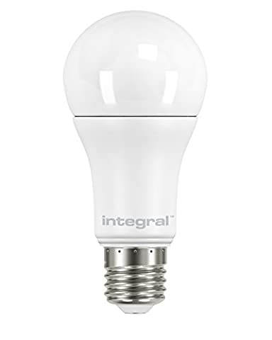 Integral E27 Edison Screw LED Non-Dimmable Lamp (12 W, 1060 lm)