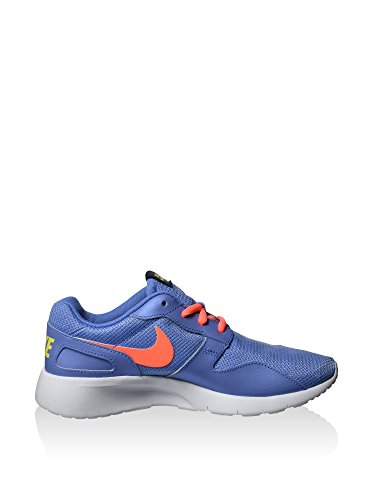 Nike Aishi (Gs), Chaussures de Running Compétition Mixte Enfant Azul / Amarillo / Negro (Chlk Blue / Brght Mng-Cnry-Obsdn)