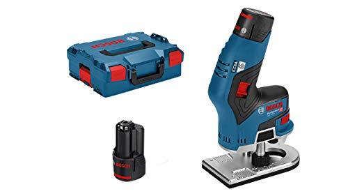 Bosch Professional GKF 12V-8 - Fresadora cantos batería