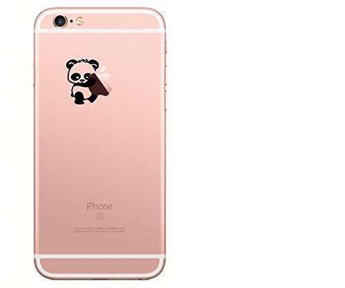 Pacyer® iPhone 6/6s Custodia Panda TPU case Gel Protettivo Skin Shell Case Cover Per Apple iPhone 6 6s (4,7) 8