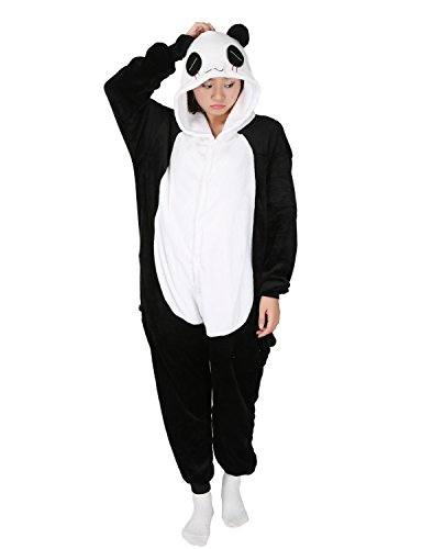 Lath.pin kigurumi unisex adulto cosplay halloween costume animale pigiama