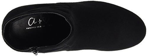 Another Pair of Shoes Ambere1, Bottes Classiques Femme Noir (Black01)