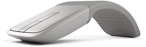 Microsoft ARC TOUCH BT MOUSE BLUETOOTH 7MP-00013 - Ratón inalámbrico - Versión nórdica