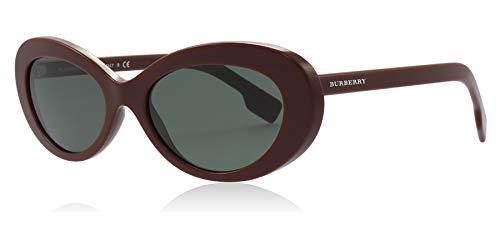 BURBERRY Sonnenbrillen COMET BE 4278 BURGUNDY/GREEN Damenbrillen