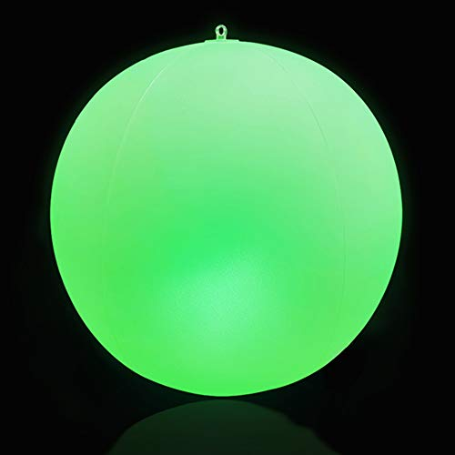 LED-Solarbeleuchtung, Farbwechsel des wiederaufladbaren USB-Nachtlichts und dimmbares Licht für Kinderzimmer, Mehrfarbige Lichter wasserdichtes aufblasbares Gartenlicht IP68 (1PACK)