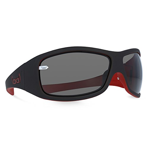 gloryfy unbreakable eyewear Sonnenbrille G3 devil, schwarz rot