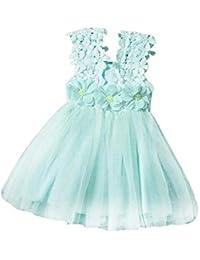 Amazon.it  Vestito monospalla - Bambine e ragazze  Abbigliamento 6fc1b08fa34