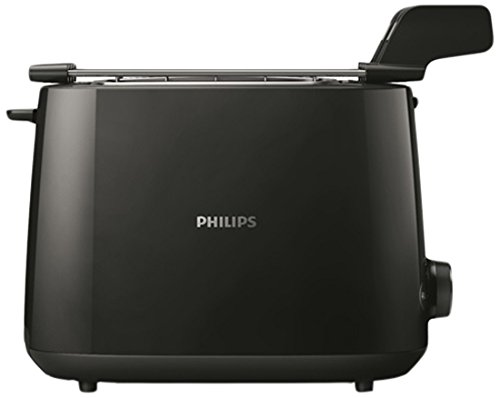 Philips Daily Collection HD2583/90 600-Watt 2 in 1 Toaster +...