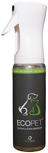 EcoPet Geruchs- und Fleckenentferner - 300 ml Sprühflasche