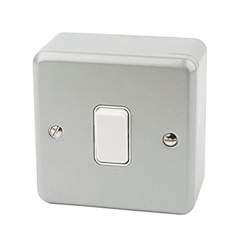 MK 1-Gang 2-Way 10AX Light Switch