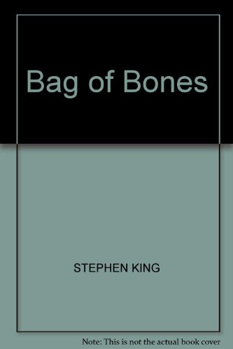 Book cover for Bag of Bones