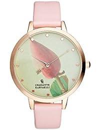 Reloj mujer Charlotte rafaelli (acero Floral 38 mm crf006