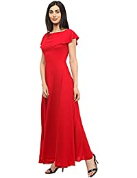 Lady Stark Women's Crepe Gown