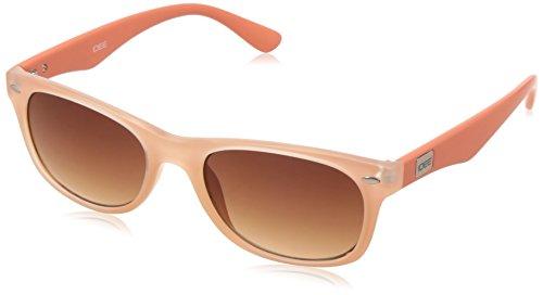 Idee Gradient Wayfarer Women's Sunglasses - (IDS1929C3SG|51|Brown Gradient lens) image