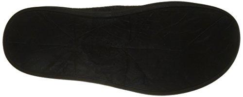 Pantofole Romika Mens Gomera H 02 Nere (nero 100 100)