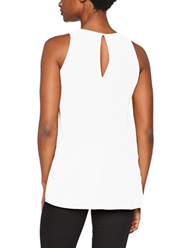 Escada SE Apparel Damen Top Nicantar Elfenbein (Off-White A101)