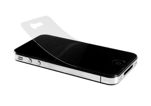 er Schutzfolie für iPhone 4/4S (3x Display-Schutzfolie Vorderseite, 1x für Rückseite) ()