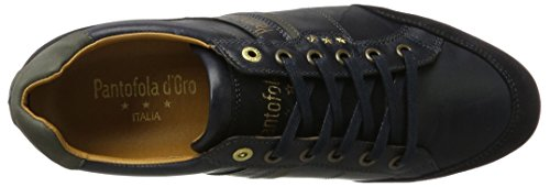Pantofola dOro Roma Uomo Low, Basses Homme Bleu (Dress Blues)