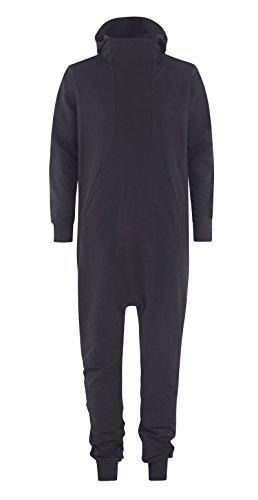 Onepiece Damen Jumpsuit Dodge, Grau (Black), 36 (Herstellergröße: S) - 6