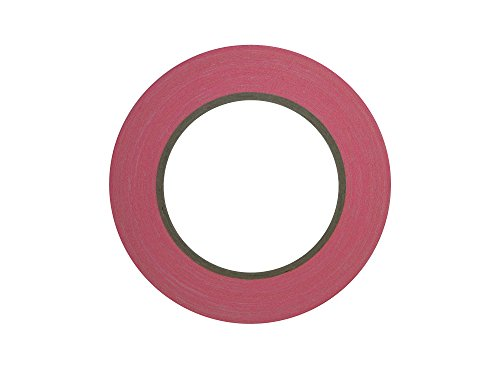 Créative Régie - Klebstoff Gaffer Fluo Rose 25mm x 25m