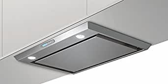 Elica Eliper IX/A/60 Intégré Acier inoxydable 630m³/h - hottes (630 m³/h, Conduit, Intégré, Acier inoxydable, 2 ampoule(s), Halogène)