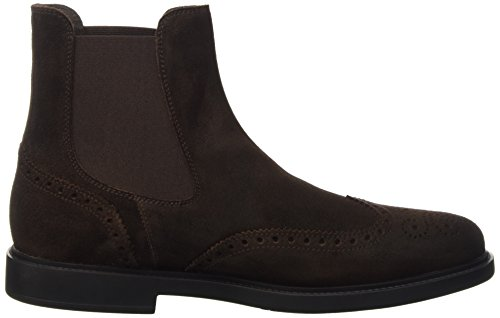 Fratelli Rossetti 44950, Baskets Hautes Homme Marron - Marrone (Cacao)