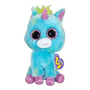 Ty Beanie Boos Treasure - Unicorn (Justice Store) by Ty Beanie Boos