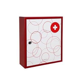 Arregui bt-001–BOTIQUIN bt-001100x 315x 360grau Red Ring