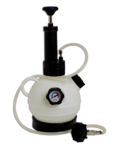 elektrisches bremsenentlueftungsgeraet Laser 4832 Manueller Bremsenentlüfter 2 Liter