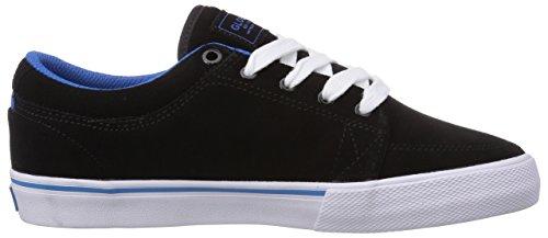 Globe Gs, Chaussures de skateboard homme Noir (black/cobalt 10015)