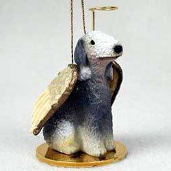 Bedlington Terrier Angel Dog Ornament by Conversation Concepts -