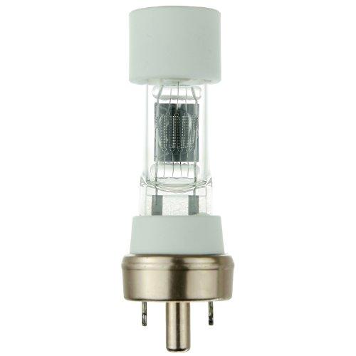 Sunlite CBA 500W/T6/120V/CL/G17Q Watt 120-volt Doppelpin basierend Stage und Studio T6Glühbirne, klar, -