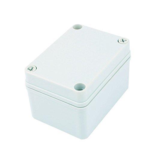 DealMux 110mmx80mmx70mm Plastic Waterproof Sealed Enclosure Case DIY Junction Box -
