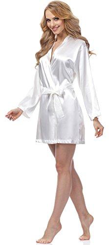 Merry Style Vestaglia per Donna MSFX797 Perla