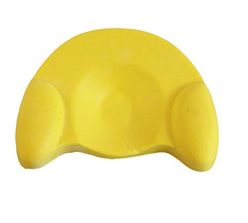 MNII Speicher-Baumwolle Baby Kissen 30 * 24 * 5 cm Stereotypen Kissen 0-1 Jahre alt Korrektur Hals Stereotypen Position Kissen-Kern