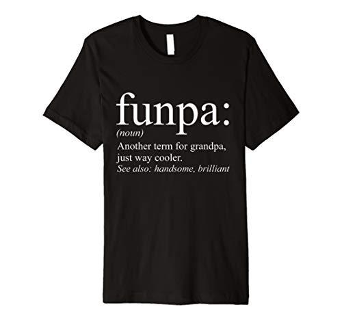 Grandpa Tshirt Funny Grandpa Tshirt Funpa