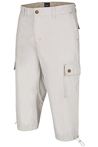 Hattric Herren Shorts 696060 Kitt