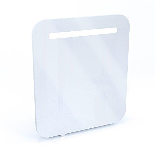#Spiegelschrank LED Badschrank hochglanz Badezimmerspiegel Bad Licht Spiegel Schrank 70 cm#