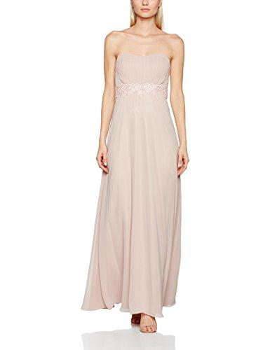 Vera Mont VM Damen Kleid 0010/4825, Rosa (Pearl Rose 4692), 36