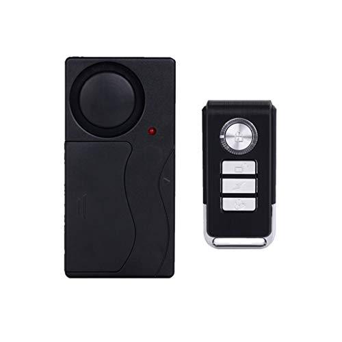 Wireless Remote Door Alarm Fenster Offene Alarme Magnetischer Sensor-Pool Alarm für Kinder Sicherheit Home Security, 110 dB Laut, Batterie im Lieferumfang enthalten Alarm Glockenspiel