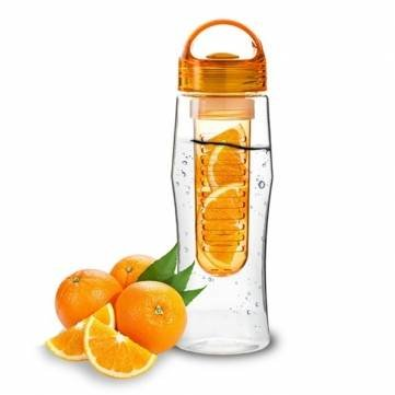 EasyBuy india Fruit Water Bottles Fuzer Infuser Juice Sports Health Water Cup 700ML