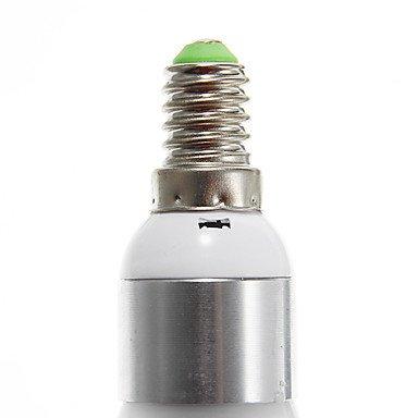 FDH 5W E14 Luces de velas LED blanco cálido 100-240 V CA
