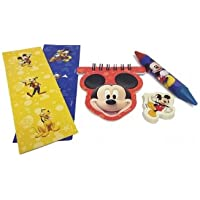 Mickey Mouse Stationery Favour Party Pack (20