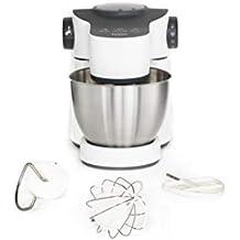 Tefal QB3101 - Robot de cocina (4 L, Acero inoxidable, Blanco, Tocar