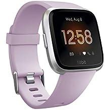 Fitbit Versa Lite Edition Smart Watch (Lilac)