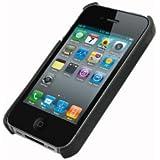Melkco APIPO4LOLT1BKLC Etui en cuir pour iPhone 4S Noir