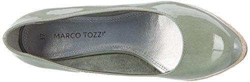 Marco Tozzi Damen 22440 Plateau Schuhe Grün (Mint 768)